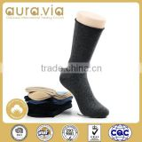 New Arrival Custom Design good quality wholesale business man socks custom foot tube sock