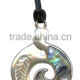 Tribal Beach Swirl Maori Style Surfboard Blue Wave Tattoo maori Hawaii pendant Maori Style Jewellery