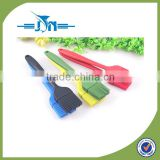 Hot selling promotional wholesale food grade non stick silicone bbq grill brush with CE certificate