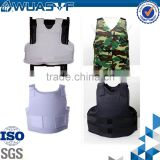 NIJ level body armor aramid concealed bullet proof vest