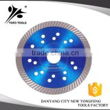 diamond saw blade for granite segment continuous rim strong turbo laser Diamond Saw Blade For Marble
