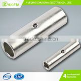 Zhuojiya Wenzhou Ring Cable Lugs And Ferrules Solderless Copper Aluminum Tube Terminal Connector