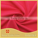 Knitted stretch milk silk brushed fabric for thermal clothes
