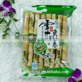 HALAL food Uncle Pop snacks 150g crispy sweet egg roll with filling