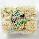 Uncle Pop snack 400g highland barley peanut flavor rice cookie