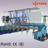 gantry steel strip cutting machine cnc mild steel metal cutting machinery plasma iron strip cutter