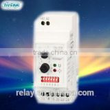 TH-208 TIME RELAY 12v dc timer switch low power operated Time Relay