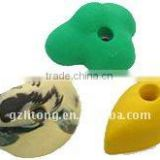 Hot Sale Cheap Kids indoor Rock Wall Climbing Holds                                                                         Quality Choice