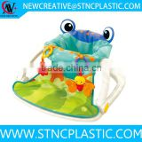 foldable baby floor seat cushion floor chair with portable design
