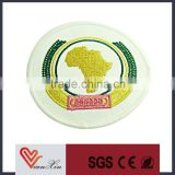 high quality embroidered bullion wire blazer badges