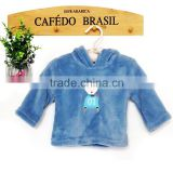 Blue baby boy jacket lovely baby winter coat