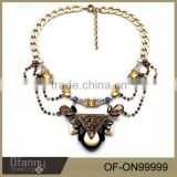 wholesale products alibaba express fashion necklace jewelry, wholesale american diamond jewelry
