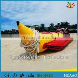2015 inflatable banana water boat for kids