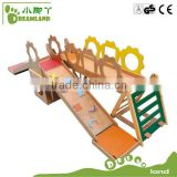 preschool kids indoor wooden multi gym equipment                                                                         Quality Choice