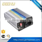 HY-300w single phase dc 12v to ac 110v converter Modified OR Pure Sine Wave car power inverter with USB port 230v