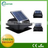 New products 30W solar greenhouse ventilation fan with solar energy                                                                         Quality Choice