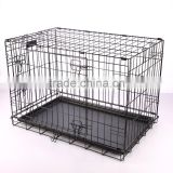 2016 New Design Foldable Two Door XXL Dog Cage