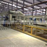 Flat and Bend Glass Tempering Automobile Glass Production Line