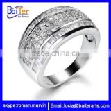 wholesale s925 wide silver ring