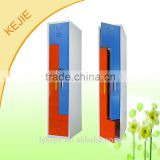 z-shape lockers New design z shape locker z shape hpl lockers system 2 door z shape locker E1 glade wood wardrobe