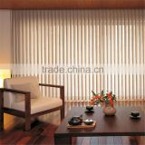 Electric and manual vertical bamboo blinds door curtain