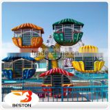 Beston amusement equipment mini Ferris wheel in outdoor&indoor playground for tourist
