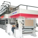 10-Colour High Speed Electric Shaft Rotogravure Printing Machine