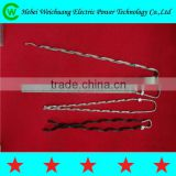 high voltage preformed tension clamp/guy wire for OPGW /ADSS fitting