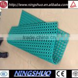 China manufacturer of food service non slip hotel rubber kitchen floor mat
