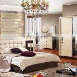 modern high gloss lacquered chinese bedroom set on sale                                                                         Quality Choice