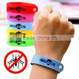 DIHAO Outdoor activities Long effective protecting anti mosquito bracelets safe citronella baby insect repellent slap bracelets