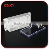 TIBOX same type waterproof clear electrical network junction case