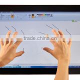 21.5 inch ten point touch screen all in one pc 16:9 with capacitive touchscreen made in China