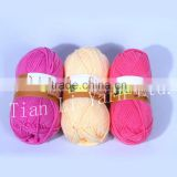 Acrylic Yarn Soft Yarn Hand Knitting Yarn chunky yarn