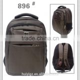 High quality fashion light brown laptop bag large capacity computer backpack                                                                                                         Supplier's Choice