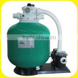 Fiberglass Swimming Pool Sand Filters With Pump For Pools And Ponds Filtration System