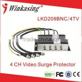 surge protectorsafety equipment with cable for CCTV camera/surge arrestorvoltage protector