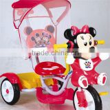 Funny plastic tricycle ride on car / cartoon tricycle child / tricycle for toddler                                                                         Quality Choice