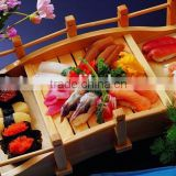 Different Grades Sushi Bamboo Boat for putting Sushi -50 cm