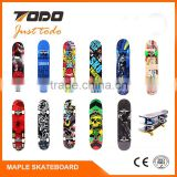 U 3108 blank wood skateboard complete canadian maple skateboard deck