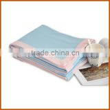 Hot Sale Double Layer Bamboo Fiber Baby Blanket