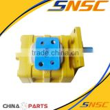 Wholesale construction machinery parts SDLG loader Pump 4120000222 Gear pump 14 Teeth hydraulic pump for wheel loader