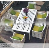 Hot selling factory supply outdoor furniture garden rattan