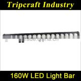 "28.5"" 160W Cree LED Light Bar Working Light Bar Flood/Spot Beam Tractor Truck Trailer SUV Jeep Offroads Boat Super Bright"