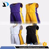 Guangzhou Daijun OEM cheap casual clearance basketball uniforms