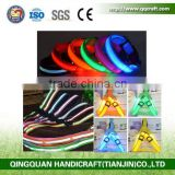 QQ Pet Product Wholesale Beatiful Led Dog Leashes,Pet Products,Dog Collar