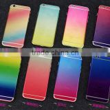 Fashion Magic Body Gradient Protective Film Skins for Apple iPhone 6