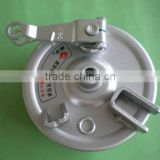 Electric tricycle spare spare parts front 130 drum brake for Indian market