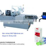High quality Automatic medical carton wrapping machine/medical cartoning machine for blister packaging