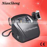 New Portable Weight Loss Equipment Slimming Cryo Fat Freezing Cryolipolysis Cool Sculpting Machine For Home Use With Two Cryolipolysis Heads Lose Weight